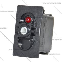 Dpdt Momentary Switch Wiring Diagram Roper Dryer Plug On Off Marine Rocker Carling Red Led