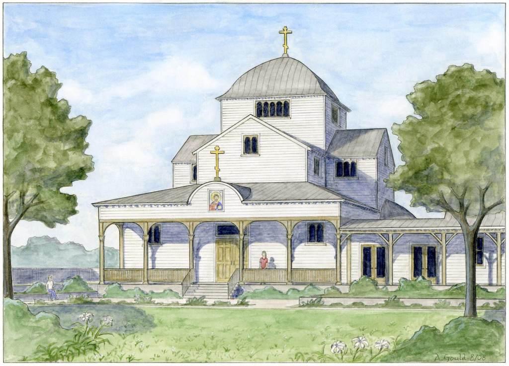 Saint Alexis, Battle Gound, IN