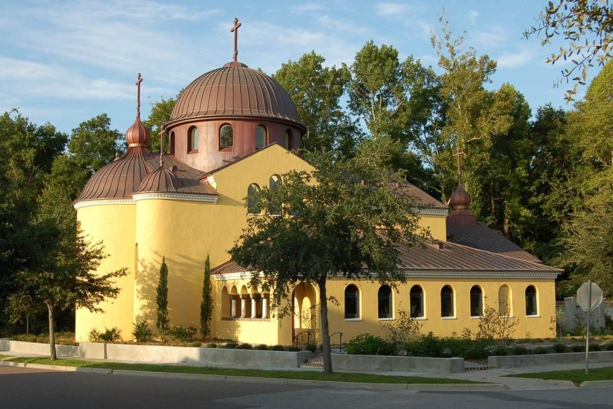 Holy Ascension, Mount Pleasant, SC