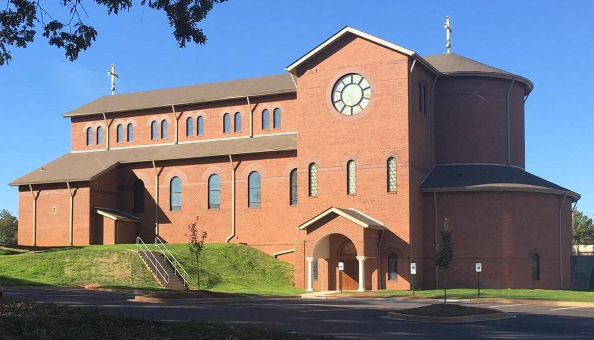 Our Lady of the Rosary, Greenville, SC