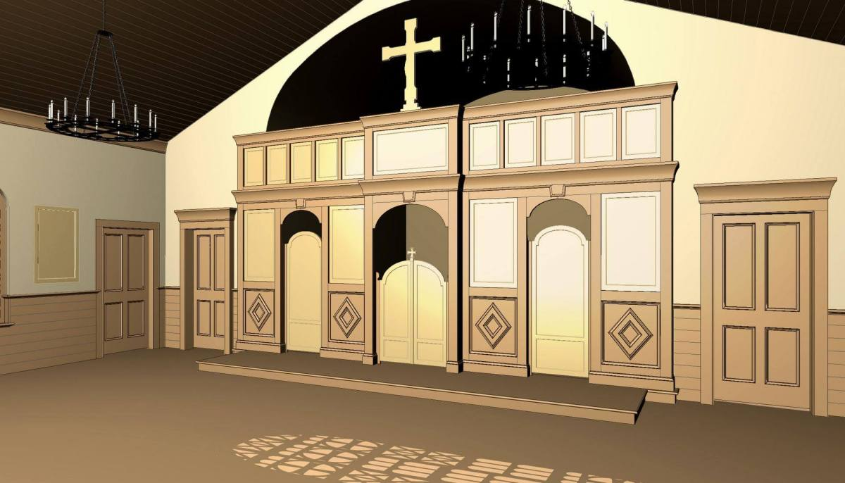 Christ the Saviour, Ballston Lake, NY