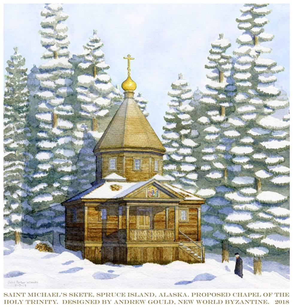 Saint Michael's Skete, Spruce Island, AK
