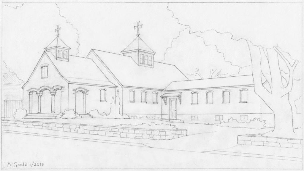 St Petka rendering