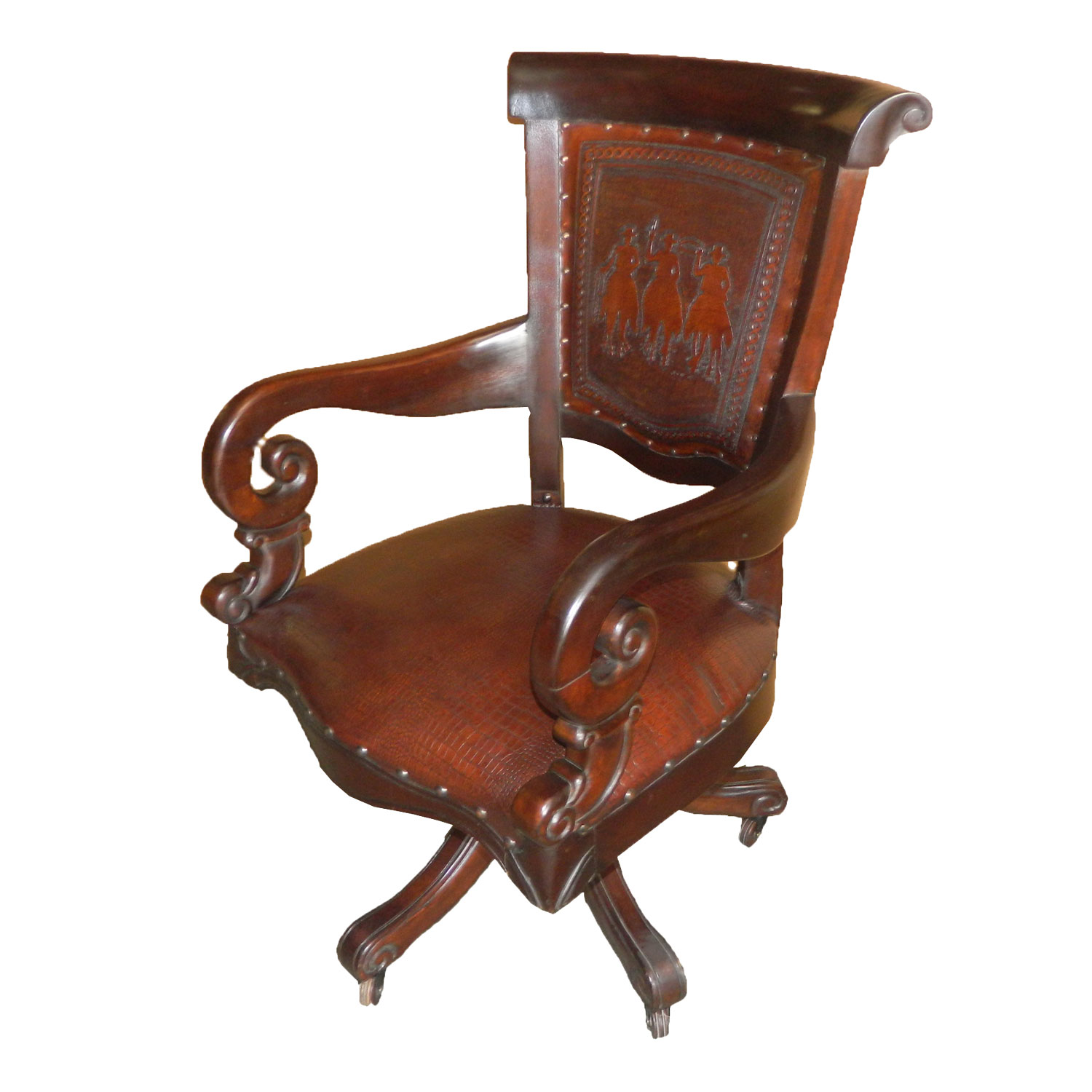 Western Chairs Office Chair Western