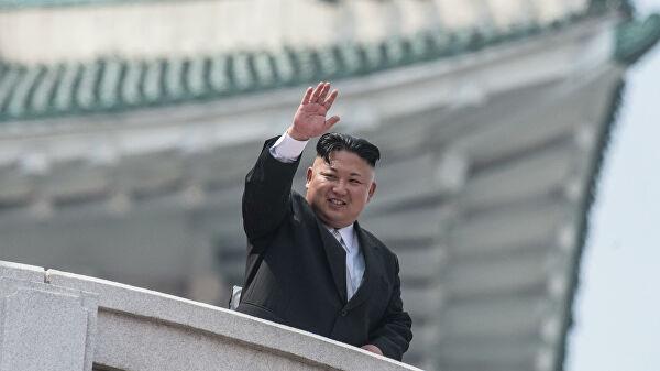"""Ким Чен Ын призвал к """"наступательным"""" мерам для безопасности КНДР"""