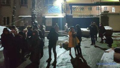 Экс-беркутовцев вывезли из киевского СИЗО для обмена пленными
