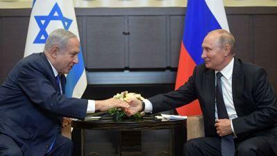Путин и Нетаньяху обсудили вопросы двухсторонних отношений