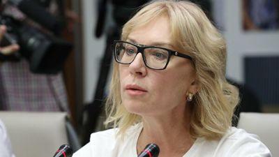 Украинский омбудсмен подтвердила начало обмена пленными в Донбассе