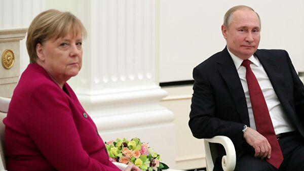 """Путин: Россия сможет построить """"Северный поток – 2"""" без партнеров"""