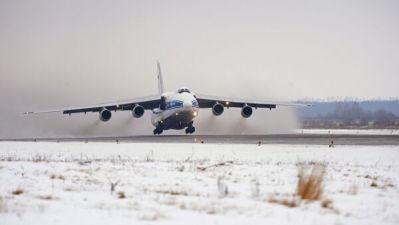 """В Судане разбился самолет """"Антонов"""""""