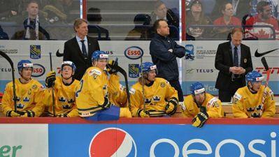 Сборная Швеции разгромила Чехию и сыграет с Россией в полуфинале МЧМ