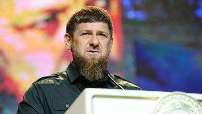 Кадыров временно не сможет исполнять обязанности главы Чечни