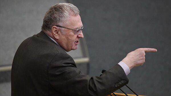 Жириновский предложил переименовать должность зампреда Совбеза