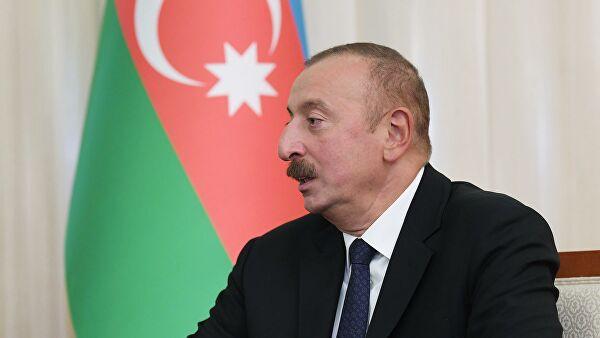 Алиев назвал сроки начала поставок азербайджанского газа в Европу