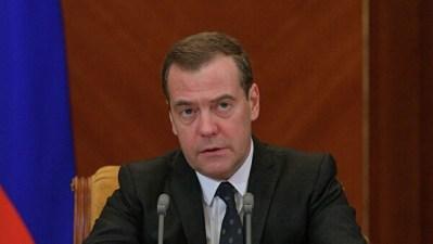 """Медведев назвал журналистику """"профессией энтузиастов"""""""