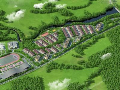 Дольщики ознакомились с ходом строительства ЖК «Спорт Таун»