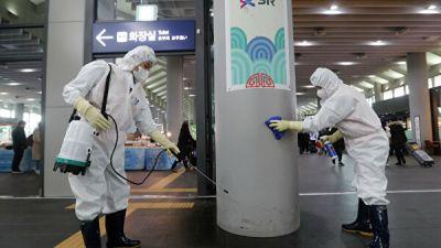 Южная Корея подтвердила 25-й случай заражения коронавирусом