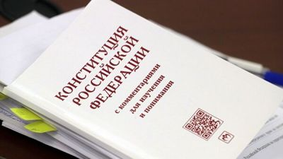 Песков: вопрос о выходном для голосования по Конституции проработают