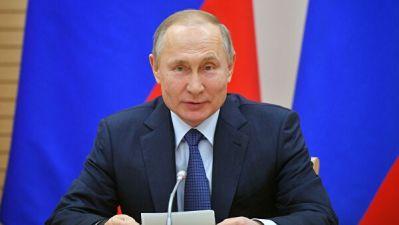 Ситуация с коронавирусом не влияет на график Путина