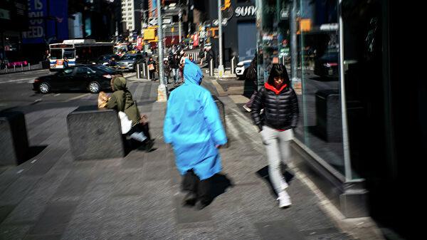 Число зараженных коронавирусом в США превысило 112 тысяч человек