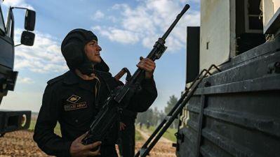 В Минобороны Азербайджана заявили о перестрелке в Карабахе