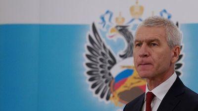 Матыцин: решение остановить в России все турниры - единственное верное