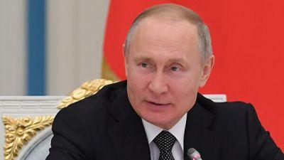 Путин одобрил ратификацию протокола об обмене налоговыми данными