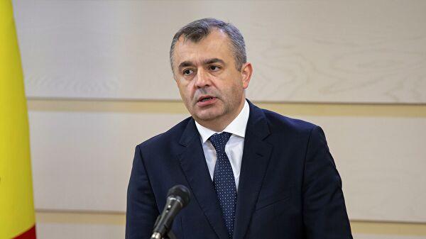 Премьер Молдавии договорился с протестующими обсудить их требования