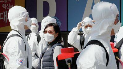 Во Франции число заболевших коронавирусом достигло 1412