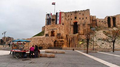 В старые кварталы Алеппо возвращается мирная жизнь