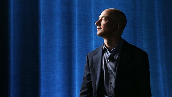 СМИ: глава Amazon за день разбогател на $6,4 миллиарда
