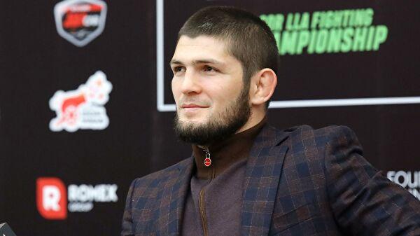 Нурмагомедов намекнул на дату своего следующего боя