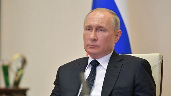 Путин намерен посмотреть работу ВТС в рамках ограничений по COVID-19