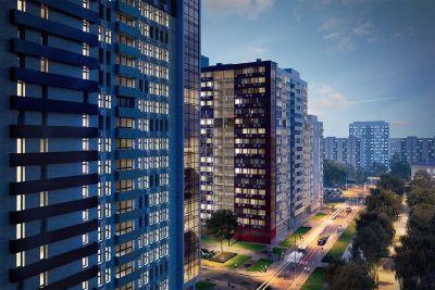 В ЖК «Город» на севере Москвы введен в эксплуатацию последний корпус