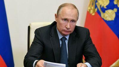 Путин заявил о необходимости резерва коек для пациентов с COVID-19
