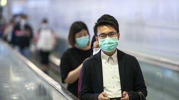 В Китае за сутки выявили пять случаев заражения коронавирусом