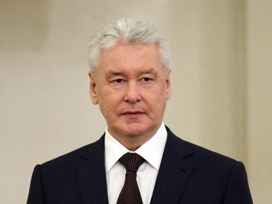 Собянин объявил о новых мерах поддержки бизнеса