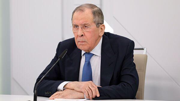 Лавров обсудил с главой Абхазии борьбу с COVID-19