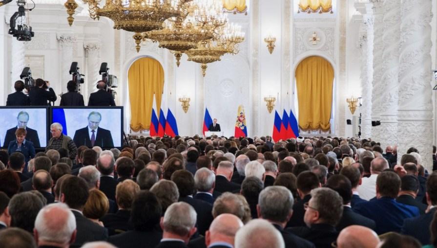Россия заняла 23 место по уровню качества элит