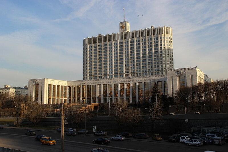 Дом правительства России признали аварийным