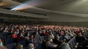 В БКЗ прокомментировали скандальный концерт для пенсионеров в разгар пандемии