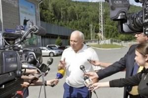 Умер бывший глава Хакасии Виктор Зимин