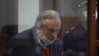 Защита историка Соколова попросила назначить новую психиатрическую экспертизу