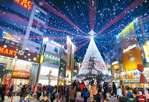 New Years Eve with grand celebrations in Seoul 2020