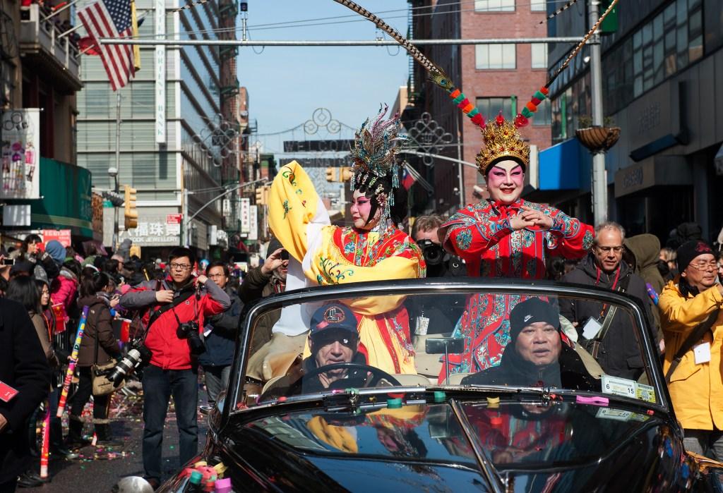NYC Celebrates Lunar New Year – CBS New York