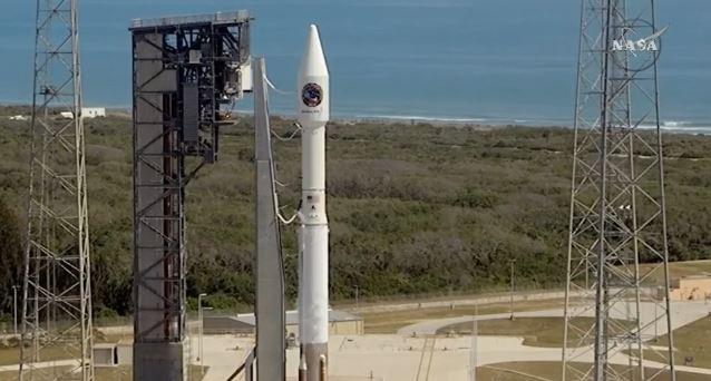 John Glenn Honored With Launch Of Cargo Ship On Atlas V Rocket – CBS New York