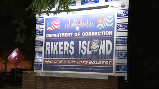 Rikers Island Correction Officer Attacked By Inmate With Piece Of Wood, Police Say
