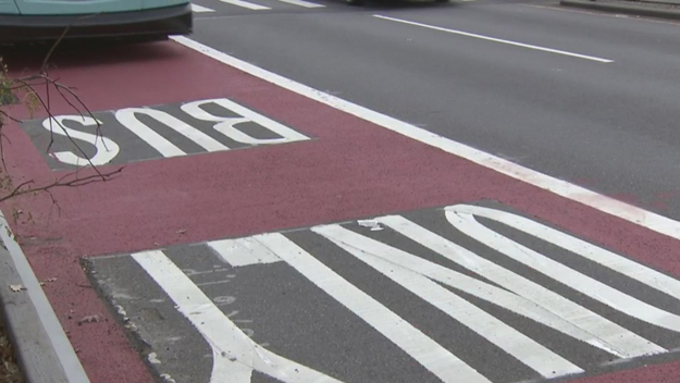 MTA Starts Issuing Violations To Drivers Caught Blocking Bus Lanes