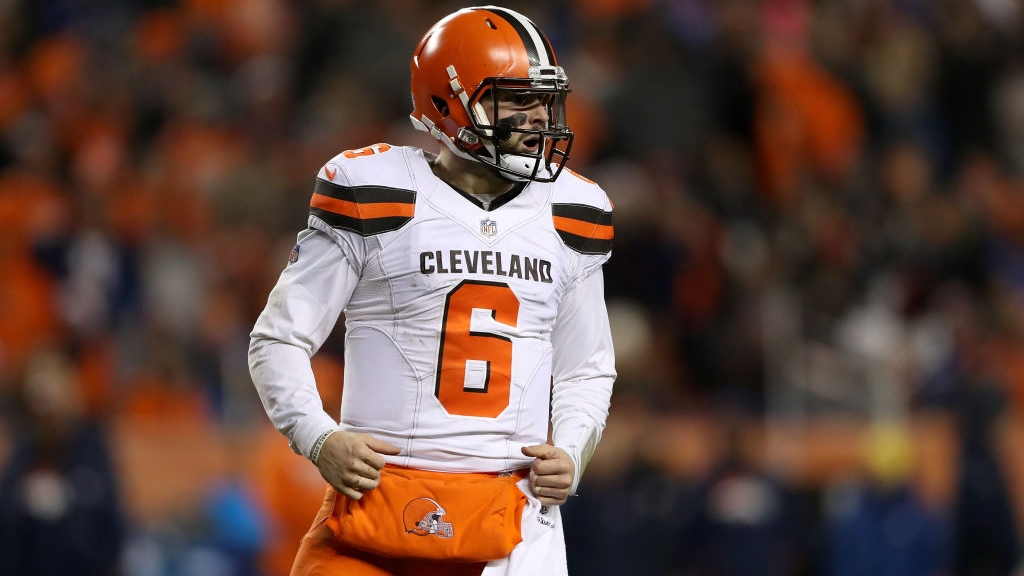 Browns' Mayfield Rips Giants, Jones In Interview With GQ