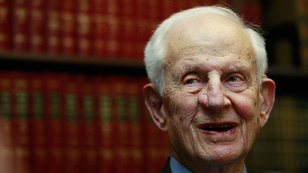 Longtime Manhattan District Attorney Robert Morgenthau Dies At 99